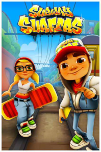 Subway Surfers ENG Game